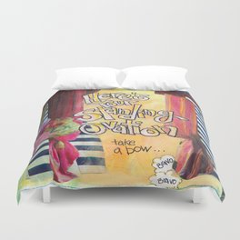 Ovation Duvet Cover