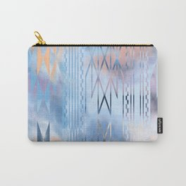 Blue Tribal No.1 Carry-All Pouch