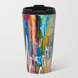 Utopian Dreamscape Travel Mug