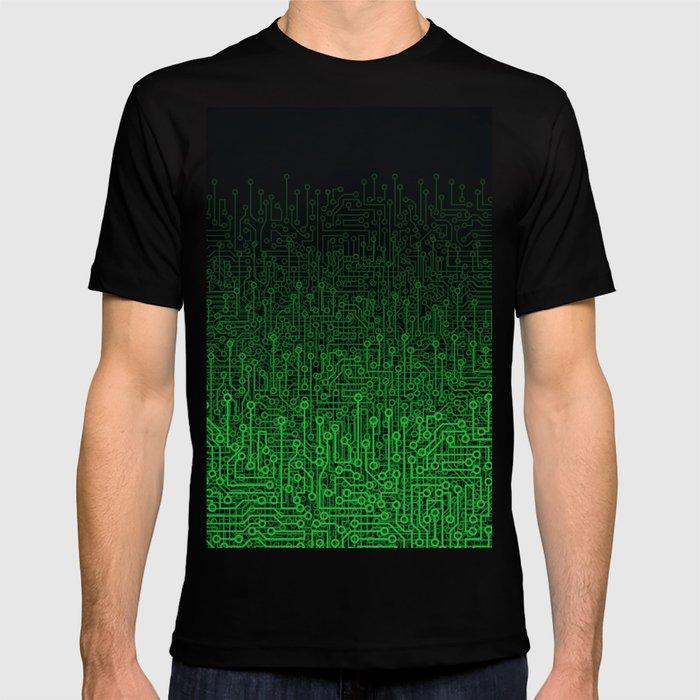 Reboot II GREEN T-shirt