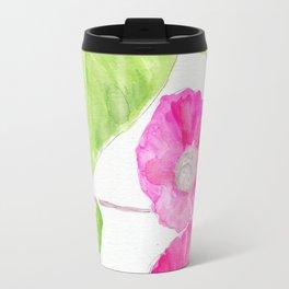 Love In The Morning Travel Mug