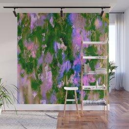 Lilac Tree Wall Mural