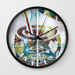 Have a sip on me Wall Clock
