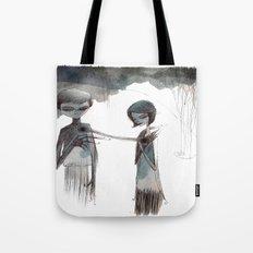 attachment Tote Bag