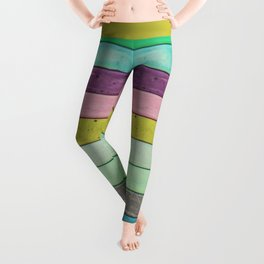Jewel Tones Leggings