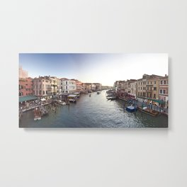 italy - venice - widescreen_555-557 Metal Print
