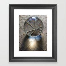 The Meaning Of Light Framed Art Print