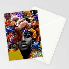 Good Hair Stationery Cards