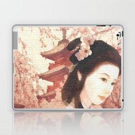 Asian Rose Laptop & iPad Skin