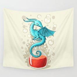 Dragon Potion Wall Tapestry