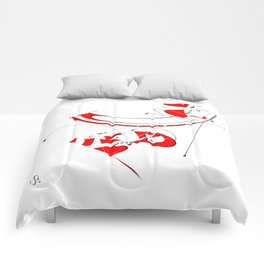 Virtual Particles Comforters