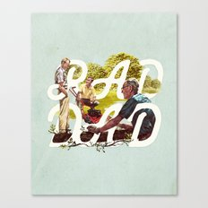 Rad Dad II Canvas Print