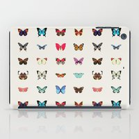 butterflies iPad Cases featuring Butterflies by Dorothy Leigh