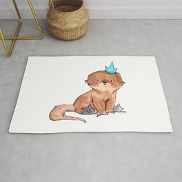 Kids Royal Otter Rug