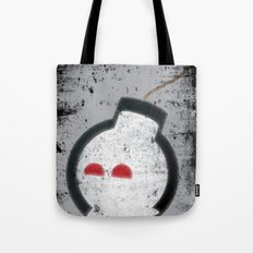 Happy Bombs Tote Bag