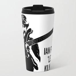 """IAN FRASER """"LEMMY"""" KILMISTER Travel Mug"""