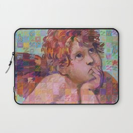 Sistine Cherub No. 1 Laptop Sleeve