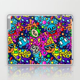 Bear Picnic Laptop & iPad Skin