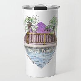 San Clemente Diamond 2017 Travel Mug