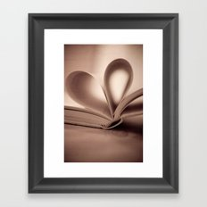 Emerson Framed Art Print