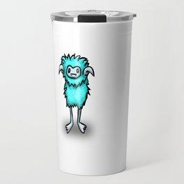 Frosty Puffball Travel Mug