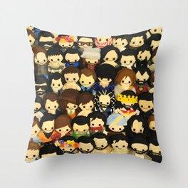 ArmiPlushies Throw Pillow