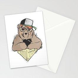Sozoryoko Original Branding - Fancy Bear Stationery Cards