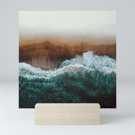 Sea 16 Mini Art Print