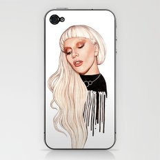 LG x AW iPhone & iPod Skin