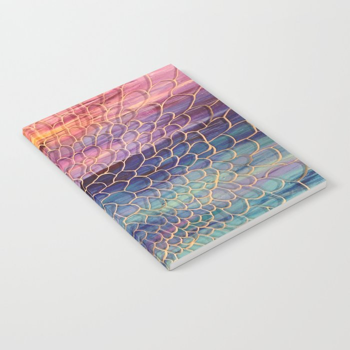 Looking through Lace Notebook