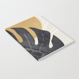 Abstract Tropical Art I Notebook