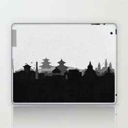 City Skylines: Kathmandu Laptop & iPad Skin