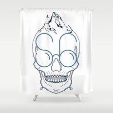 S6 Shower Curtain