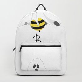 Boo Bees Cute Ghost Halloween Backpack
