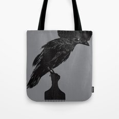 The Black Crow Tote Bag