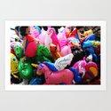 Baloons by georgina