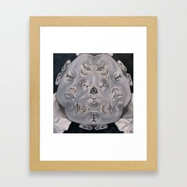 What We Allow is What Will Continue Framed Art Print