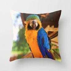 ~Bird Beauty~ Throw Pillow