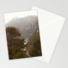 Gorges du Verdon, April 18 Stationery Cards
