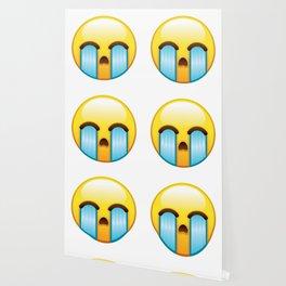 Crying Emoji Wallpaper