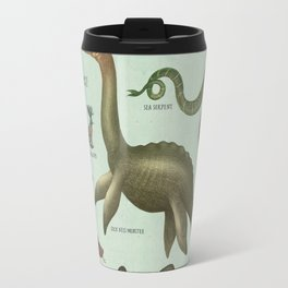 CRYPTIDS Travel Mug