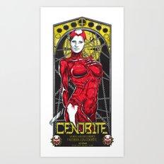Cenob1te Art Print