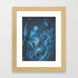 Enfance Framed Art Print
