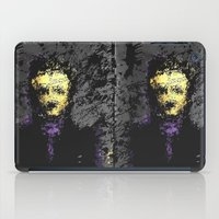 edgar allan poe iPad Cases featuring Edgar Allan Poe by brett66
