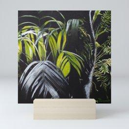 Sensitive Rainforest Mini Art Print