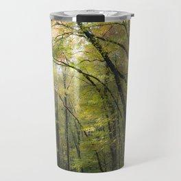 Trees in October 2 Travel Mug