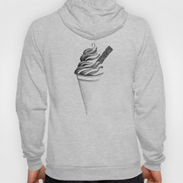 Mr. Whippy 99 Flake Ice-Cream Cone Hoody