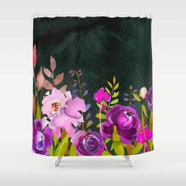 Flowers bouquet #47 Shower Curtain
