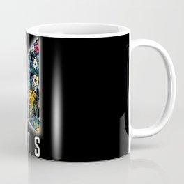 Logo BTS Flowers Coffee Mug