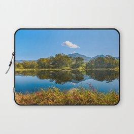 Autumn mirror Laptop Sleeve